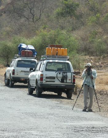 Транспорт в Африке - Эфиопия