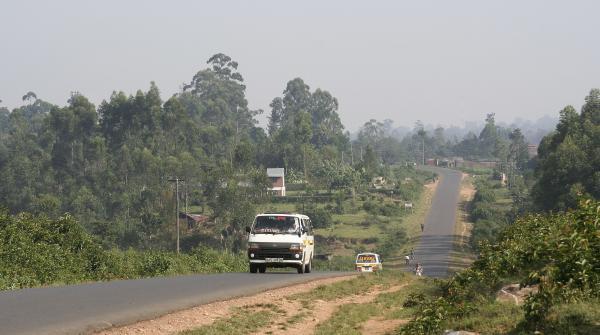 Дороги Африки - Кения