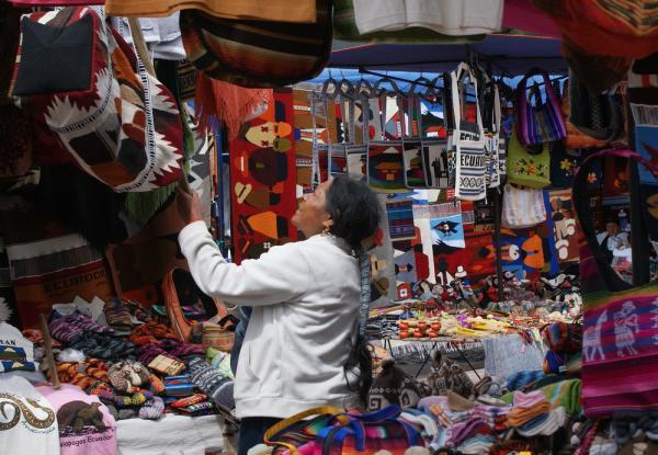 Краски Эквадора