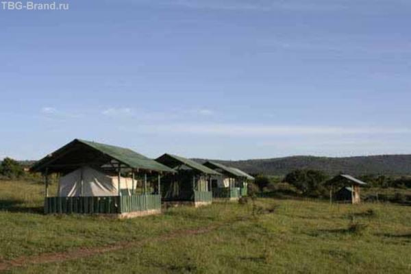 """Палаточный лагерь """"Мбеле Кения"""""""