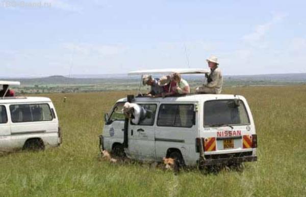 Утилитарный подход к туристам :о)