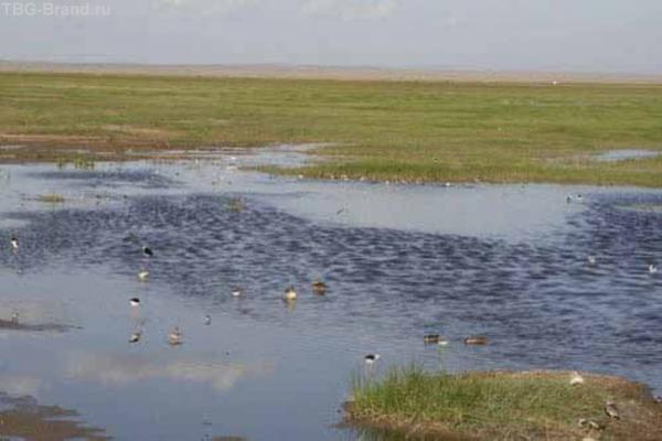 Озеро Амбосели