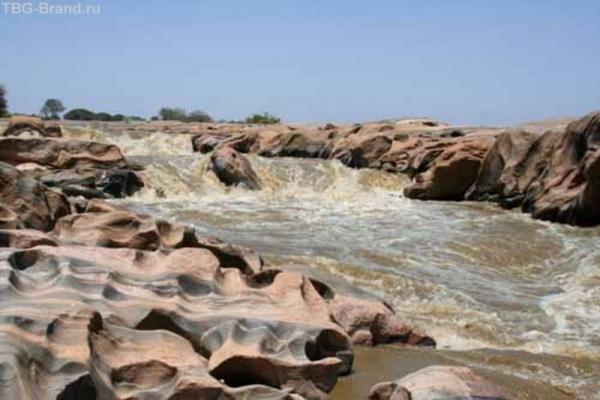 Лугардский водопад