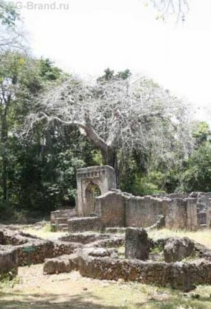 Ruins Gedi