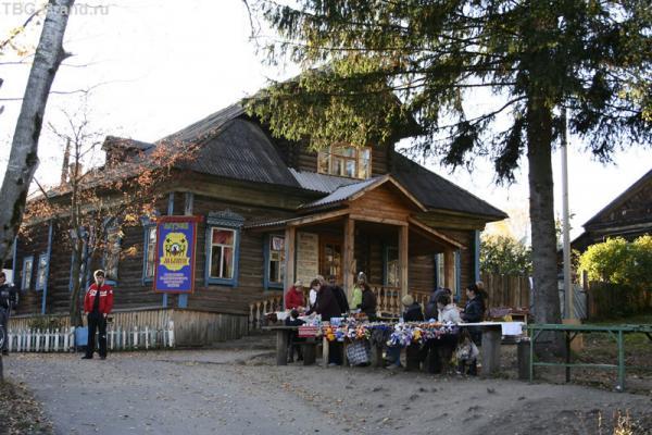 Мышкин - музей Мыши.