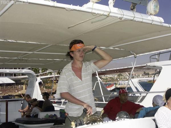 Жил отважный капитан, он объездил много стран :о)