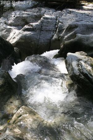 Белые скалы - р. Большая Хоста