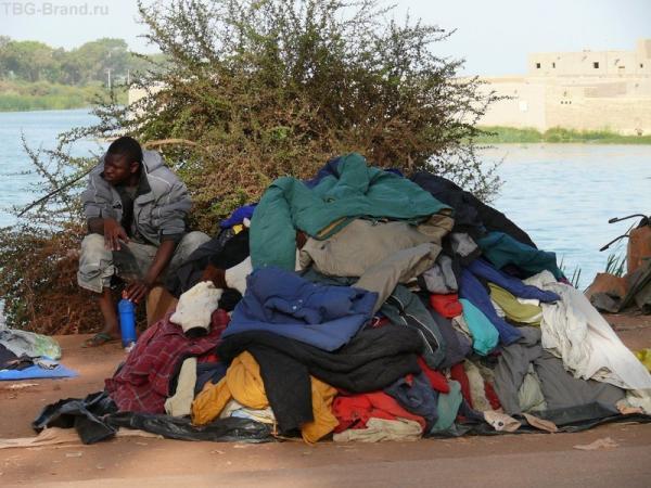 Продается то ли утиль, то ли гуманитарная помощь