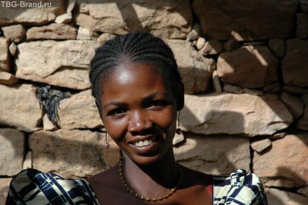 Эта красавица -- деревенская учительница