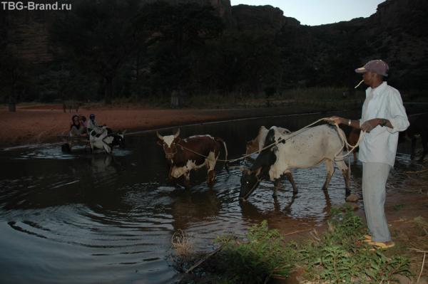 Переправа через реку для ленивых :о)