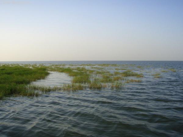 Озеро Дебо