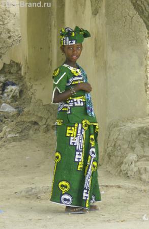 Африканская принцесса