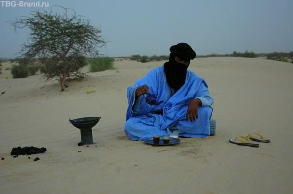 Чаепитие в дюнах