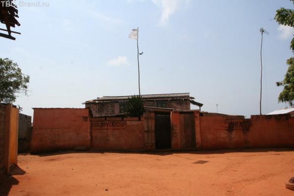 Первый храм Вуду в Тоговилле