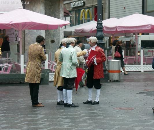 Моцарты соображают на троих ;о)
