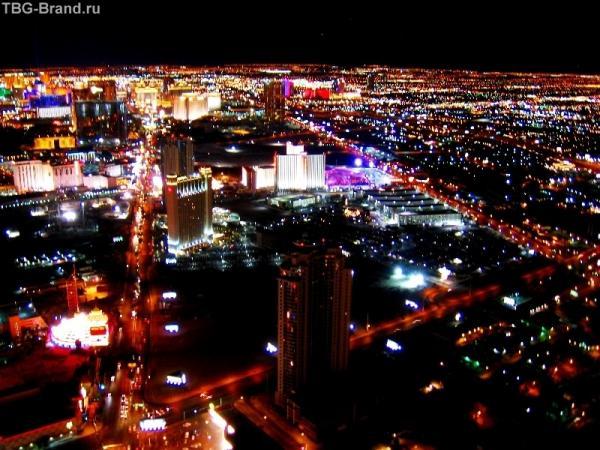 Ночь и Лас-Вегас неразлучны
