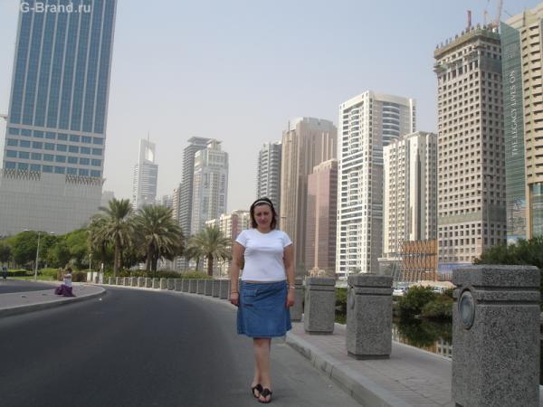 Дубаи, высотки