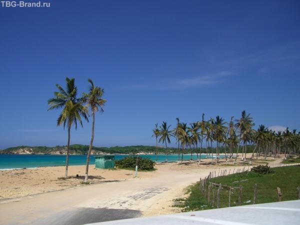 Дикий пляж Макао