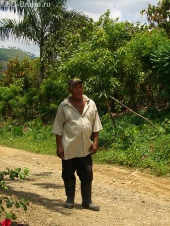 Настоящий Доминиканский крестьянин
