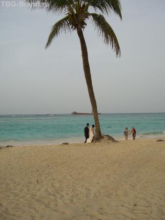 Свадьба на пляже