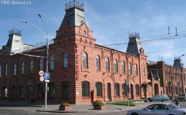 Старый добрый Барнаул