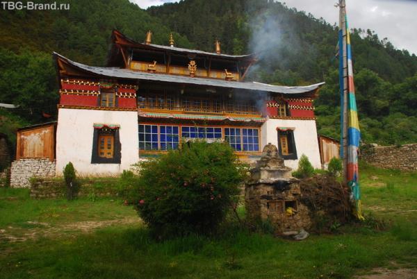 Двуполый монастырь