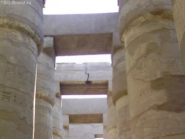 Египетский музейный РУХ. Тут, час все РУХнет.