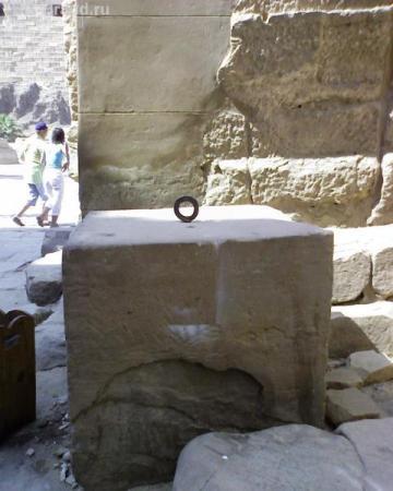 Египетский эталон килограмма