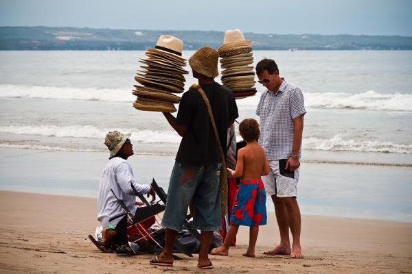 Пляжная торговля