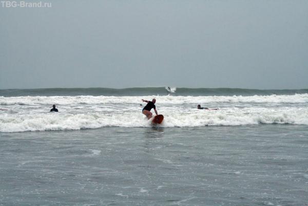 серфинг... первые шаги