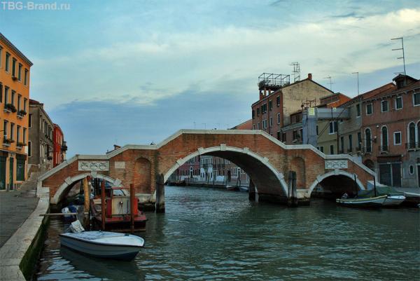 мост Три Арки