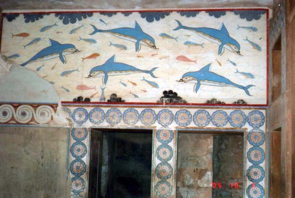 Дельфины Миноса