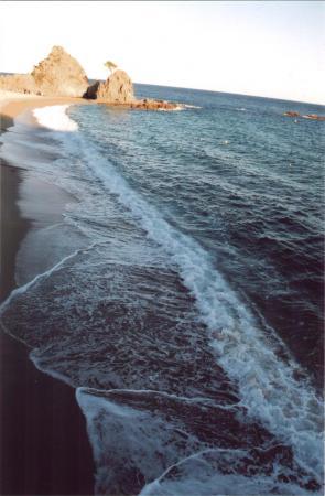 море в Тоссе