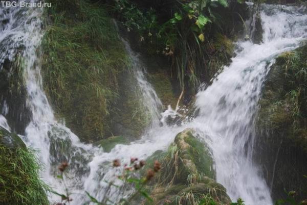 плитвицкие водопады