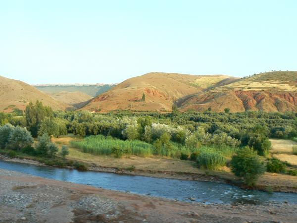 Еще один марокканский пейзаж