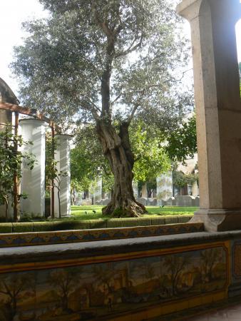Майоликовый дворик