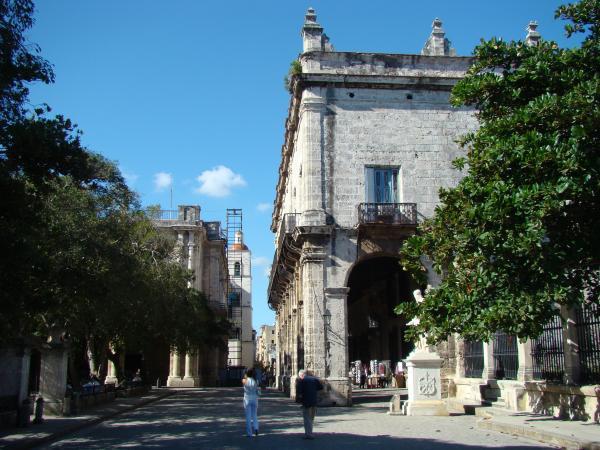 Улочки Гаваны