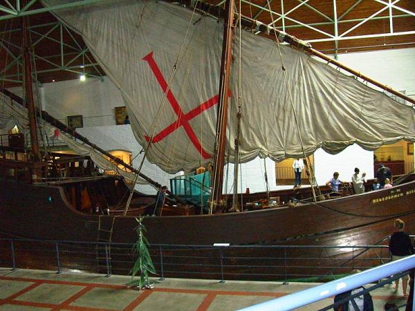 корабль Васко да Гама