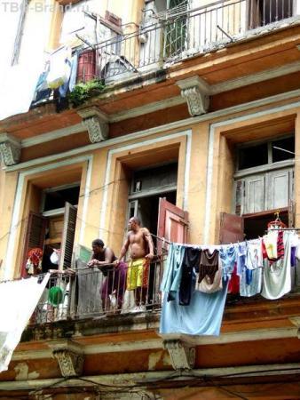 Гаванские трущобы