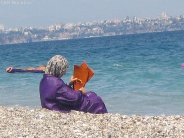 Многие турчанки не представляют своей жизни без традиций