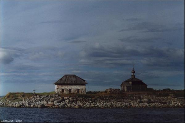 Большой Заяцкий остров