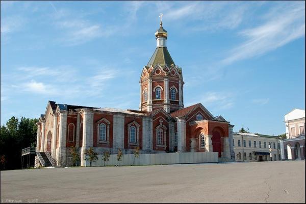 Касимов. Вознесенский собор.