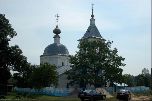 Церковь в с.Дедово