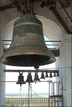 Колокола Колокольни Воскресенского Собора