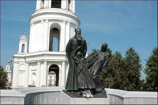 Памятник священнослужителям и мирянам Русской Православной церкви, погибшим в период преследования церкви