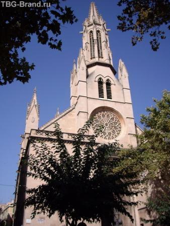 Пальма де Майорка. Церковь Св.Эулалии