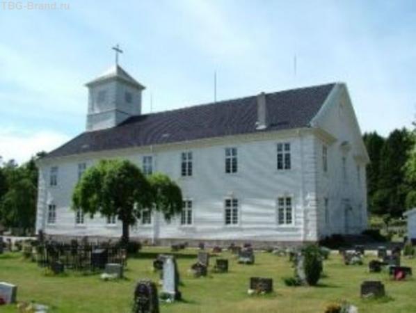 Церковь в Мандале