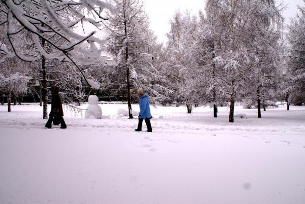 зима в Н-ске