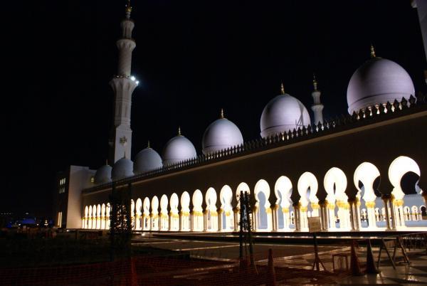 мечеть имени шаха Заеда