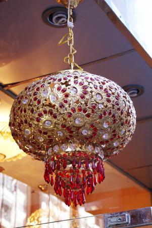 волшебная лампа